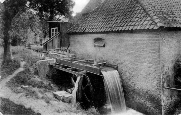 Quadenoordse molen ~1920